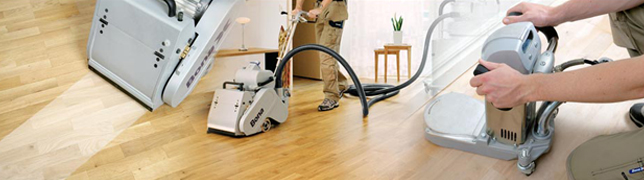 Hardwood Floor Sanding Rockville